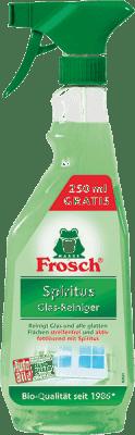 FROSCH EKO Spirytus Płyn do mycia szyb 750 ml - extra
