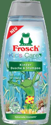 FROSCH EKO 2w1 Żel pod prysznic i szampon dla dzieci 250ml