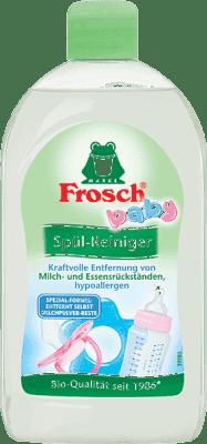 FROSCH EKO Hypoalergenní Mycí prostředek na kojenecké lahve a dudlíky 500ml