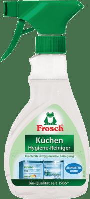 FROSCH EKO Hygienický čistič lednic a jiných kuchyňských povrchů 300 ml