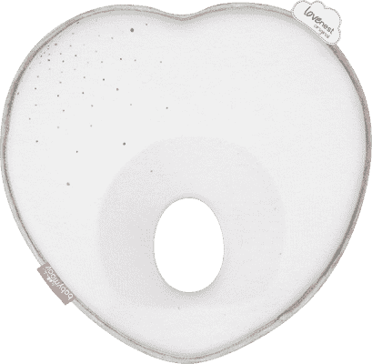 BABYMOOV Love Original, White - podhlavníček
