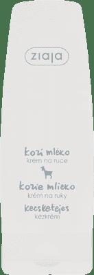 ZIAJA Kozie mlieko krém na ruky a nechty 80ml