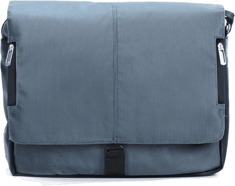 MUTSY Prebaľovacia taška Exo Silver Blue