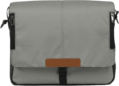 MUTSY Torba do przewijania Igo Urban Nomad White & Grey