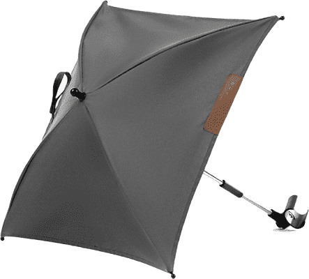 MUTSY Parasolka Igo Urban Nomad Dark Grey