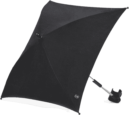 MUTSY Parasolka Igo Reflect Dark Grey