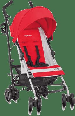 INGLESINA Wózek Net Czerwony
