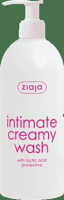 ZIAJA Krém na intimní hygienu s kyselinou mléčnou, ochranná 500ml