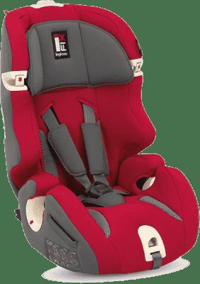 INGLESINA Autosedačka Prime Miglia I-Fix červená
