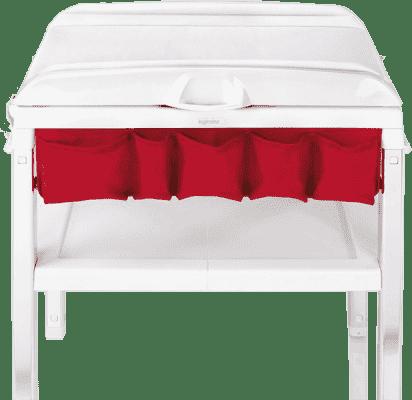 INGLESINA Vreckár pre prebaľovací pult SPA červený