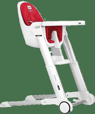 INGLESINA Polohovací židlička Zuma bílá