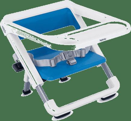 INGLESINA Brunch skladacia stolička svetlomodrá