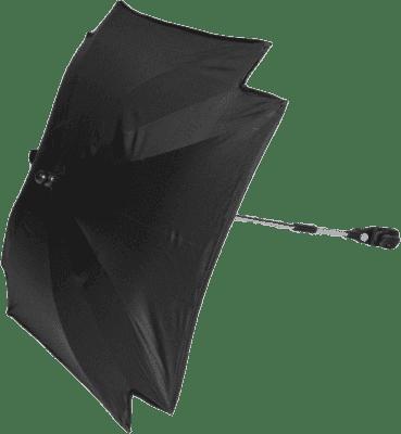 ZOPA Parasol przeciwsłoneczny kwadratowy + UV, czarny