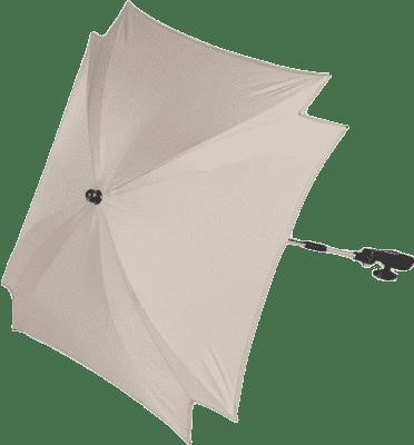 ZOPA Parasol przeciwsłoneczny kwadratowy + UV, kremowy