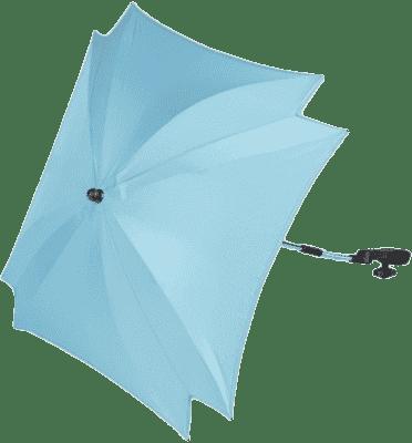 ZOPA Slnečník štvorcový + UV, modrá