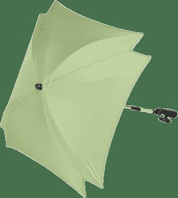 ZOPA Parasol przeciwsłoneczny kwadratowy + UV, zielony