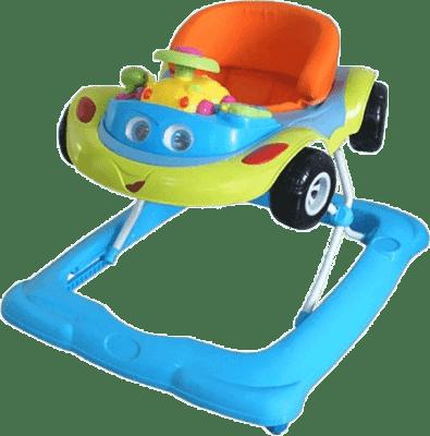 ZOPA Chodzik dziecięcy Cars, niebieski