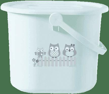 BEBE-JOU Kýblik na plienky Owl family