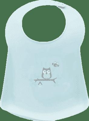 BEBE-JOU Plastový bryndák Owl family