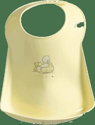 BEBE-JOU Plastový bryndák Humphrey žlutý