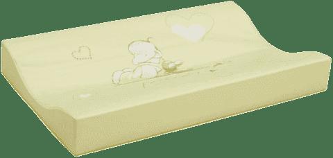 BEBE-JOU Prebaľovacia podložka malá Humphrey žltá