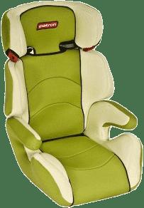 PATRON Fotelik samochodowy orion - zielony