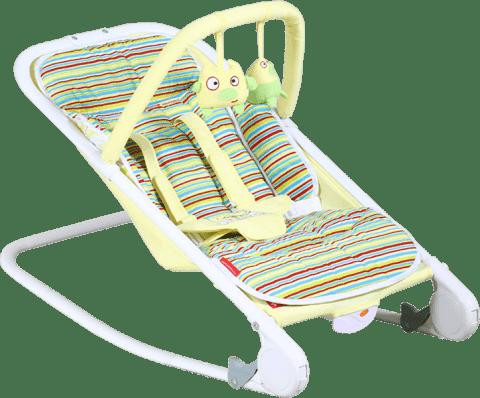 PATRON Leżaczek Relax – cytrynowe dodatki
