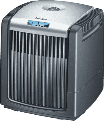 BEURER LW 110 Zvlhčovač a čistič vzduchu, šedá