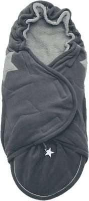 LODGER Fusak Bunker Fleece - Antracite