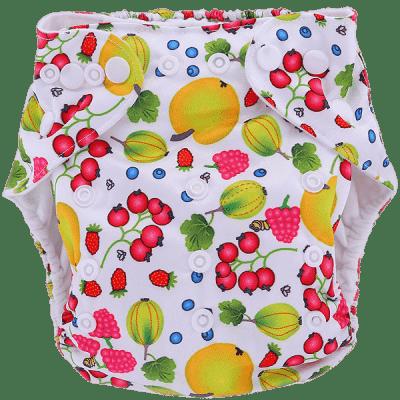BOBOLIDER Plenkové kalhotky ECO Polandia B55 – vložka z mikrovlákna