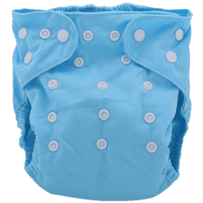 BOBOLIDER Otulacz ECO Bobolider B11 błękitny