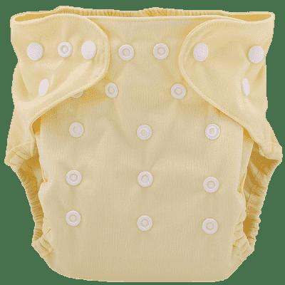 BOBOLIDER Plienkové nohavičky ECO Bobolider B26 - ecru