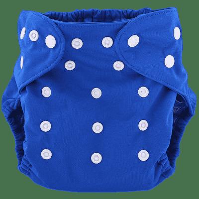 BOBOLIDER Plienkové nohavičky ECO Bobolider B6 - tmavomodré