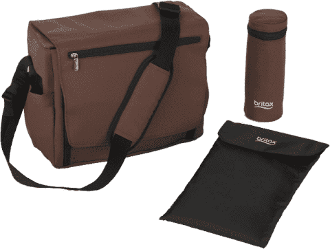 BRITAX Prebaľovacia taška - Wood Brown