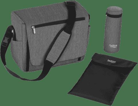 BRITAX Přebalovací taška - Grey Melange