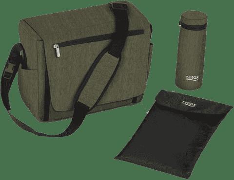 BRITAX Prebaľovacia taška - Olive Melange