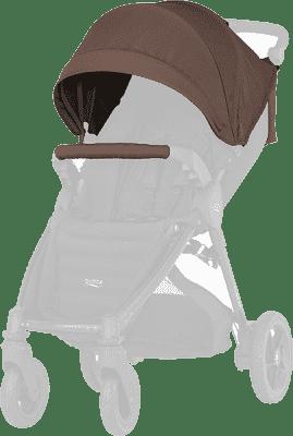 BRITAX Barevný set ke kočárku B-Agile/B-Motion - Wood Brown