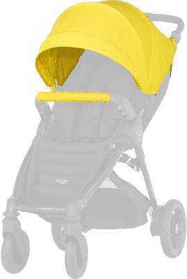 BRITAX Barevný set ke kočárku B-Agile/B-Motion - Sunshine Yellow