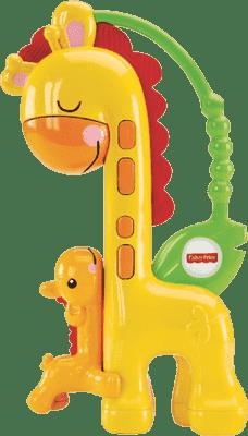FISHER-PRICE Suwaczek Żyrafka
