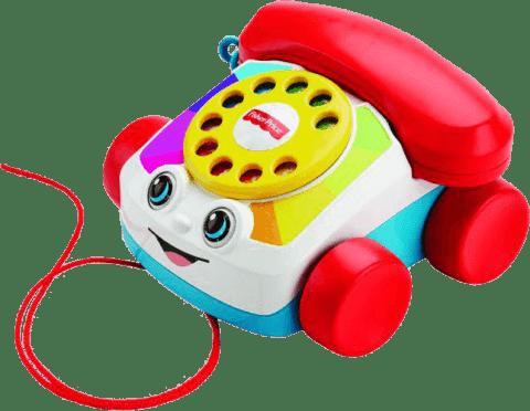FISHER-PRICE Telefonik dla gadułki