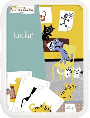 AVENUE MANDARINE Kartová hra Mačky