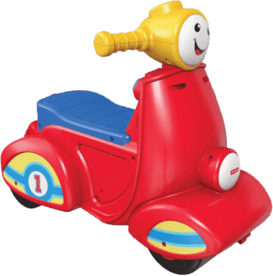 FISHER-PRICE Laugh & Learn Skuter Malucha