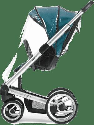 MUTSY Pláštěnka na sportovní kočárek Igo