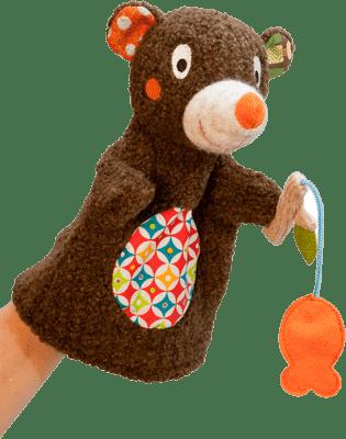 EBULOBO Maňuška Medvedík