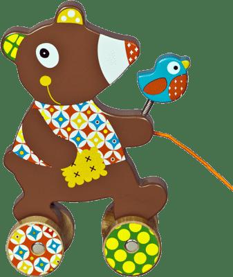 EBULOBO Ťahacie Medvedík