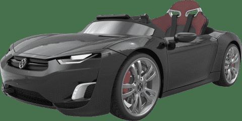 EPLINE Elektrické Auto Henes Broon F830, černé