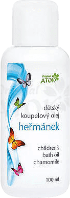 ATOK Original Olejek do kąpieli Rumianek 100 ml