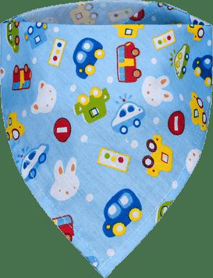 T-TOMI Dětský šátek, auta