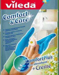 VILEDA Rukavice Comfort and Care M (Feedo klub)