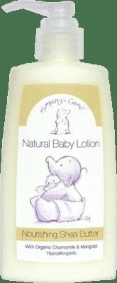 FAITH IN NATURE Naturalne dziecięce mleczko do ciała z bio masłem shea 150ml